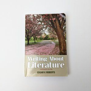 Education Book- Writing About Literature